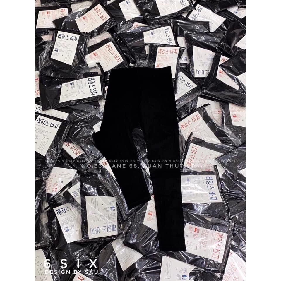 Quần Legging Hàn PEONYB Nữ [FREESHIP] 🌸 Leg dài body dáng ôm, thun co dãn tôn dáng trẻ trung năng động Ulzzang HOT 🌸 | SaleOff247