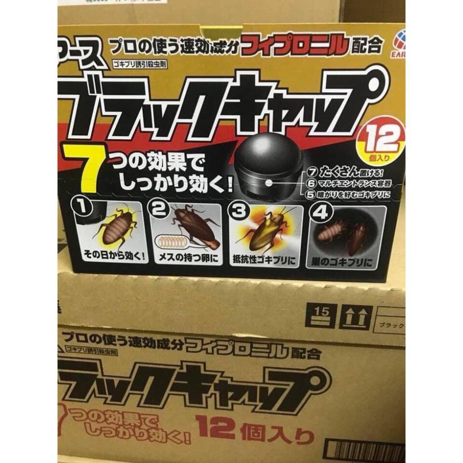 Thuốc Diệt Gián 12 Viên Nội Địa Nhật Bản -hanglinh