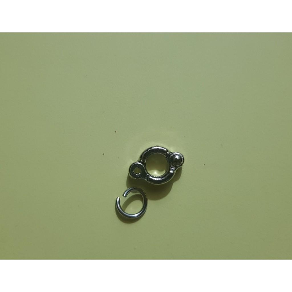 Nhẫn đeo chân cho vẹt Green check, Sun, Xám Châu Phi ...