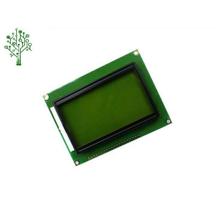 Màn hình LCD 12864 màu xanh lá Giá chỉ 142.000₫