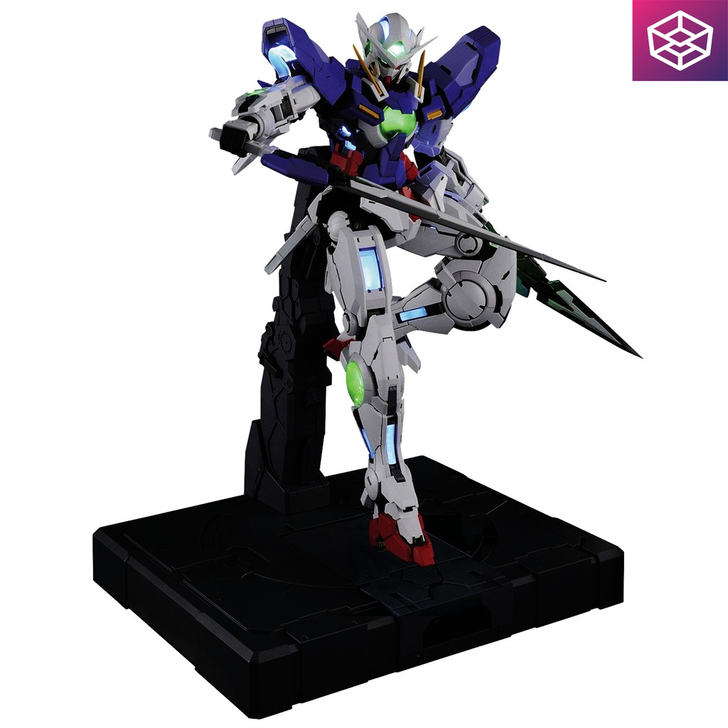 Mô Hình Lắp Ráp Gundam Bandai PG Gundam Exia (Lighting Model)