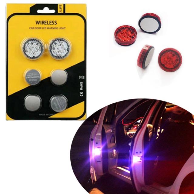 Đèn LED Cảnh Báo Mở Cửa Xe Ô Tô (Bộ 2 Đèn) giá tốt