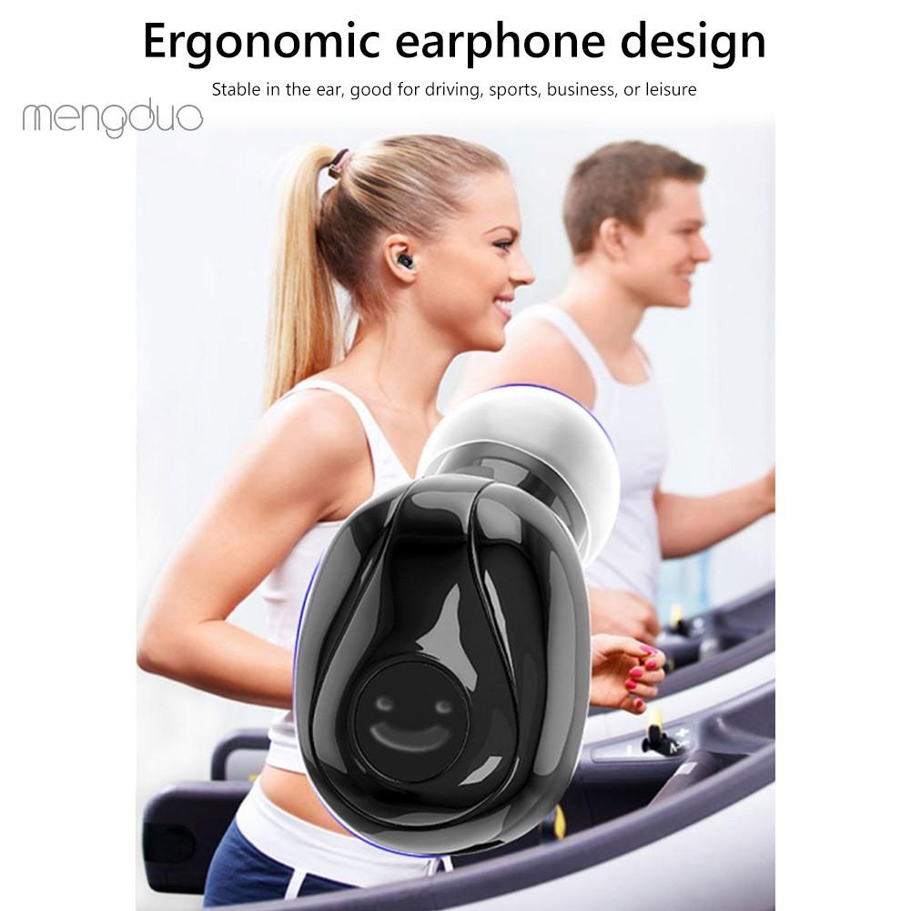 Tai Nghe Nhét Tai Y01 Kết Nối Bluetooth 5.0 Kiểu Dáng Thể Thao