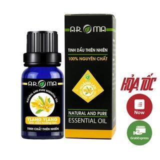 Tinh dầu thơm phòng Ngọc lan tây, tinh dầu AROMA thư giãn tinh thumbnail