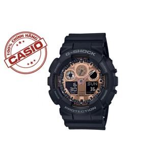 Đồng hồ nam G- SHOCK Casio Anh Khuê GA-100MMC-1ADR - Chính hãng
