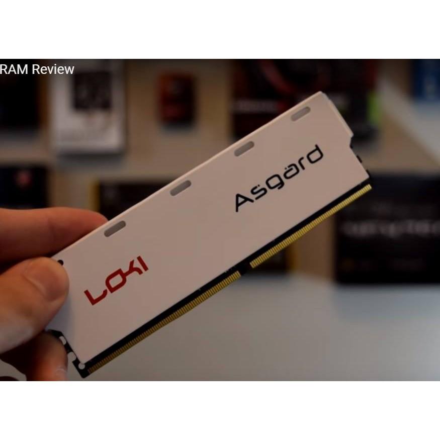 ram asgard loki 8gb ddr4 bus 2666 Giá chỉ 990.000₫