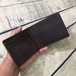 Bóp Da Nam Kiểu Ngang Đẹp Đẳng Cấp Hàng Khâu Tay Thủ Công SVN16-2 thumbnail