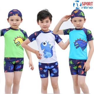 Quần áo bơi bé trai size 9-43kg