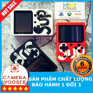 [hot 400 game ]MÁY CHƠI GAME 4 NÚT CẦM TAY SUP GAME BOX 400 IN 1 PLUS thumbnail