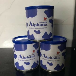 Sữa Đặc Có Đường Premium Alphana# nhập khẩu Malaysia