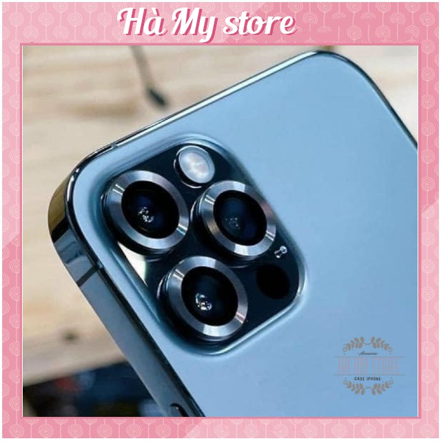 [VÒNG CAMERA 12] Bảo Vệ Camera IPhone 12 Pro Max, 12, 12PRO, 12Mini HÀNG FULLBOX