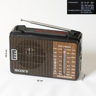 Radio SW 703 thumbnail
