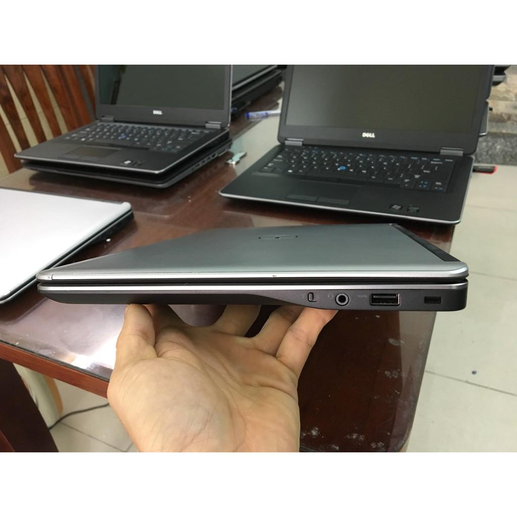 [Mã ELLAPTOP giảm 5% đơn 6TR] Laptop cũ ultrabook dell latitude E7440 màn hình fullhd i7 4600U, 8GB, SSD 256GB, HD4400