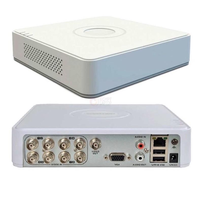 Đầu ghi hình Hybrid TVI-IP 8 kênh TURBO 4.0 HIKVISION DS-7108HQHI-K1 (S)