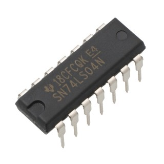Combo 10 IC 74LS04 (Cổng NOT)