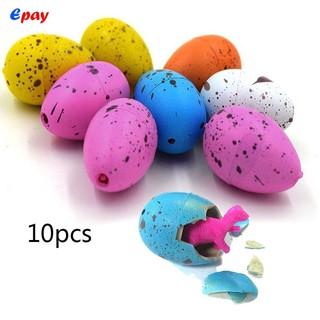 EPAY 10 Trứng nở Khủng long Nuôi trứng Dino Thêm nước