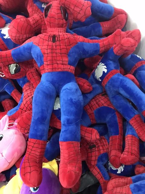 Thú bông người nhện 60cm