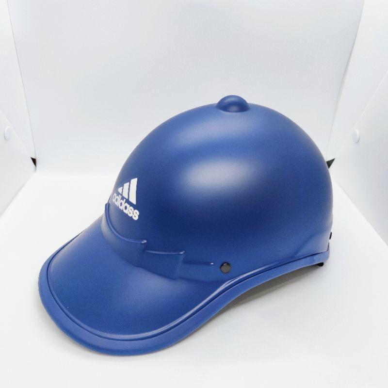 Mũ bảo hiểm thời trang lưỡi trai cao cấp Trí Liễu (nam)