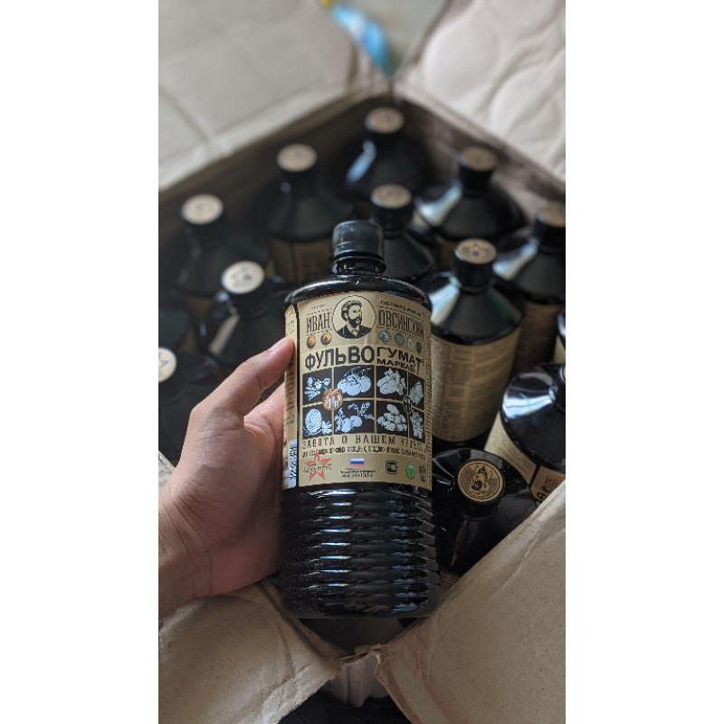 Humic axit - nhập khẩu nga - ivan (250ml)