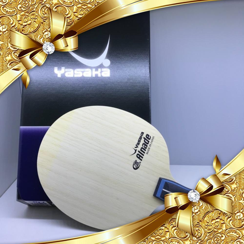 Cốt vợt bóng bàn Yasaka Alnade liang jingkun sử dụng Pingpang