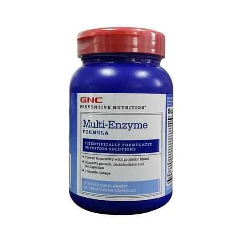 TPCN Hỗ trợ tiêu hóa GNC Multi -Enzyme Formula - 3211872 , 306192046 , 322_306192046 , 1044000 , TPCN-Ho-tro-tieu-hoa-GNC-Multi-Enzyme-Formula-322_306192046 , shopee.vn , TPCN Hỗ trợ tiêu hóa GNC Multi -Enzyme Formula