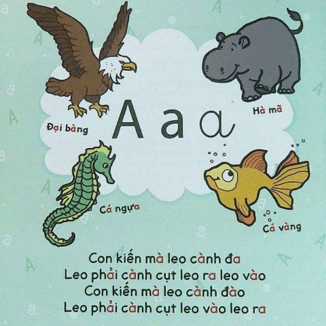 Học liệu (Tập thơ về chữ cái tiếng Việt)