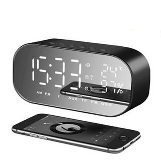 Loa Bluetooth Kiêm Đồng Hồ Báo Thức Yayusi S2 ( bảo hành 6 tháng)