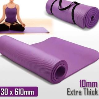 Thảm Tập Yoga 10mm X 63cm X 183cm