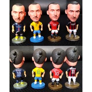 Tượng cử động các khớp cầu thủ bóng đá Ibrahimovic