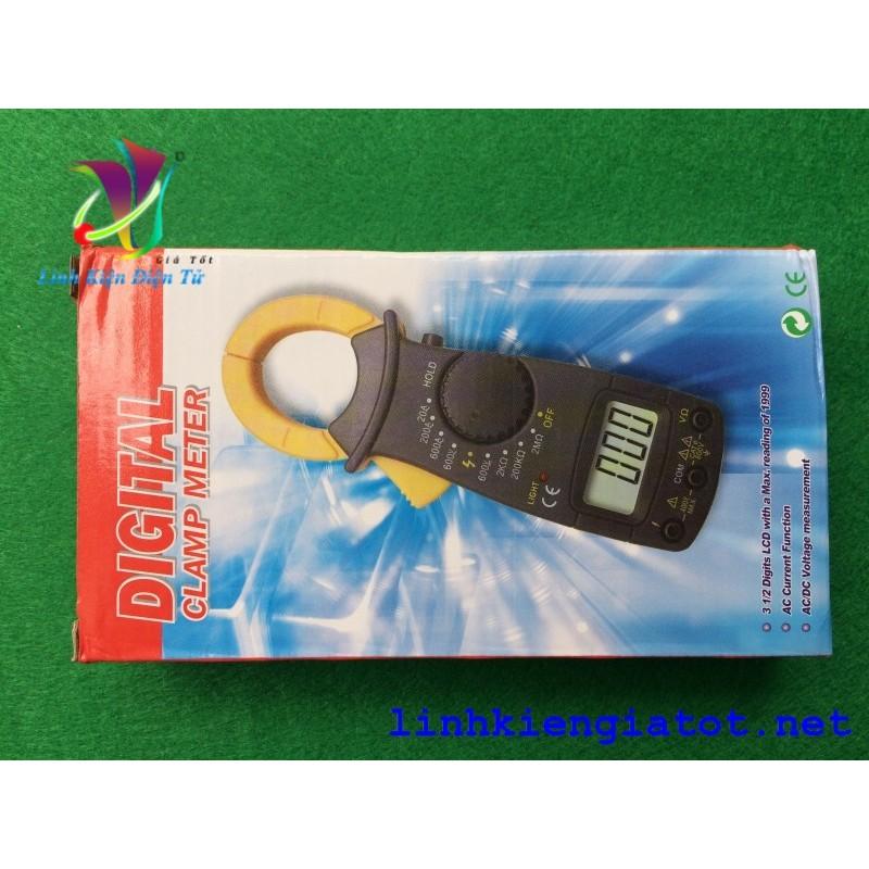 Kìm kẹp dòng, ampe kế DT3266F bản nâng cấp 3266L - 2541139 , 338786323 , 322_338786323 , 155000 , Kim-kep-dong-ampe-ke-DT3266F-ban-nang-cap-3266L-322_338786323 , shopee.vn , Kìm kẹp dòng, ampe kế DT3266F bản nâng cấp 3266L