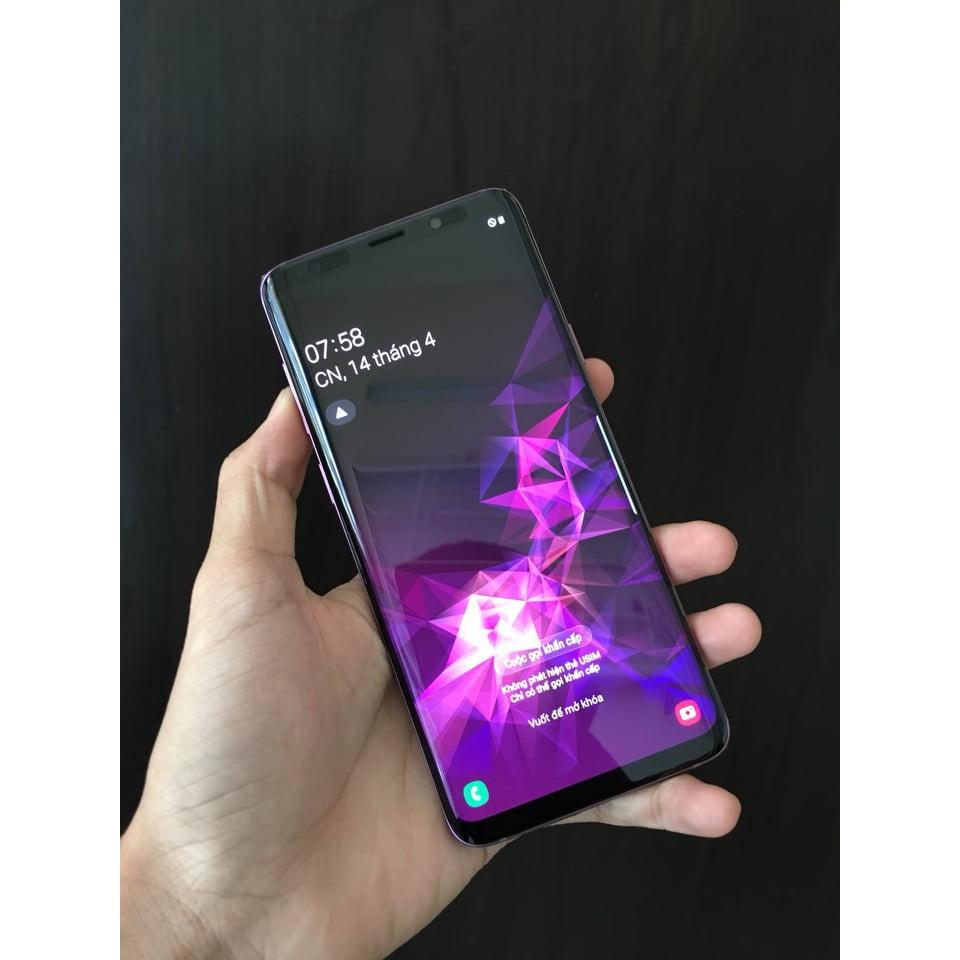 Điện Thoại Samsung Galaxy S9 Plus Mới 99% Zin Keeng Đầy Đủ Phụ Kiện - 23064362 , 2850024859 , 322_2850024859 , 6950000 , Dien-Thoai-Samsung-Galaxy-S9-Plus-Moi-99Phan-Tram-Zin-Keeng-Day-Du-Phu-Kien-322_2850024859 , shopee.vn , Điện Thoại Samsung Galaxy S9 Plus Mới 99% Zin Keeng Đầy Đủ Phụ Kiện