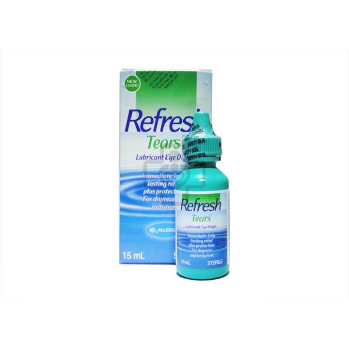 Thuốc Nhỏ Mắt Refresh Tears Làm Dịu Mắt - 21636868 , 1618577500 , 322_1618577500 , 79000 , Thuoc-Nho-Mat-Refresh-Tears-Lam-Diu-Mat-322_1618577500 , shopee.vn , Thuốc Nhỏ Mắt Refresh Tears Làm Dịu Mắt
