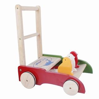 Xe gỗ tập đi cho bé Fourtech – qn6y7f