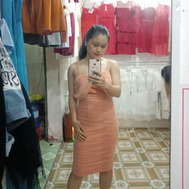 Váy body cam