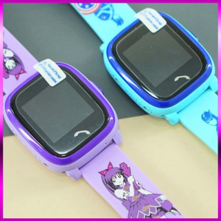 Đồng hồ đv trẻ em chống nước DF25 ( mầu mới HỒNG ĐEN)