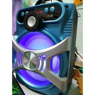 Loa Karaoke Bluetooth P87/P88/P89 – Có Mic Karaoke và Nghe Nhạc