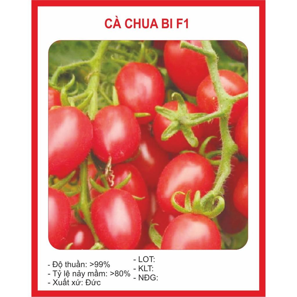 Hạt giống Cà Chua Bi Nhót 30 Hạt