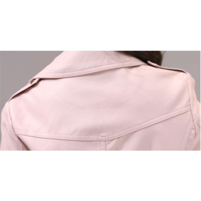 áo khoác da nữ, áo da nữ đẹp