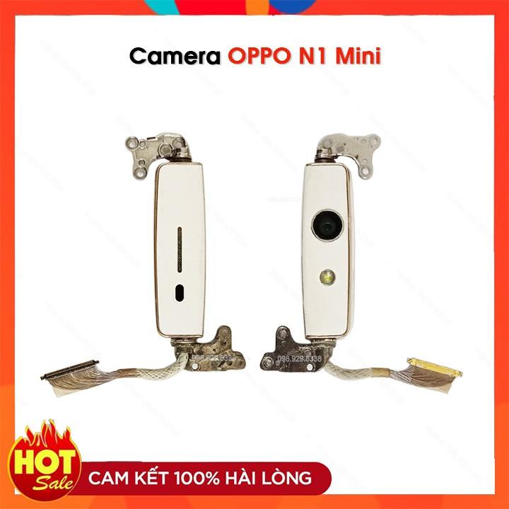 Cụm Camera Trước  & Sau Oppo N1 Mini - Camera Xoay N1Mini Zin Bóc Máy