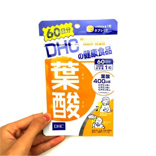 (Sắp về) Viên uống bổ sung acid folic tốt cho bà bầu DHC Nhật Bản - 3065675 , 668390448 , 322_668390448 , 200000 , Sap-ve-Vien-uong-bo-sung-acid-folic-tot-cho-ba-bau-DHC-Nhat-Ban-322_668390448 , shopee.vn , (Sắp về) Viên uống bổ sung acid folic tốt cho bà bầu DHC Nhật Bản