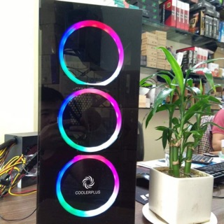Vỏ coolerplus g7 sẵn 3 fan