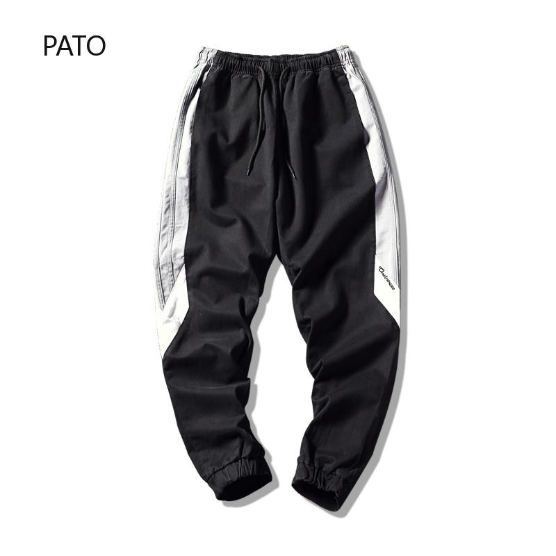 hot boys work trousers promotion Korean tooling trousers Korean overalls casual casual pants simple men's growth pants