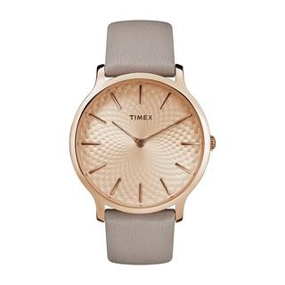 Đồng hồ Unisex Timex Classic Metropolitan 40mm Dây da thumbnail