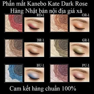 Phấn mắt Kate Dark Rose Shadow 2,3g của Kanebo Nhật bản nội địa đủ 10 tông màu GIÁ XẢ thumbnail