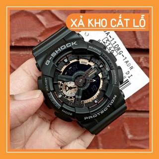 Đồng hồ thể thao nam GShock - GA110 55mm điện tử chống nước đa năng (Màu đen) - Gsock thumbnail