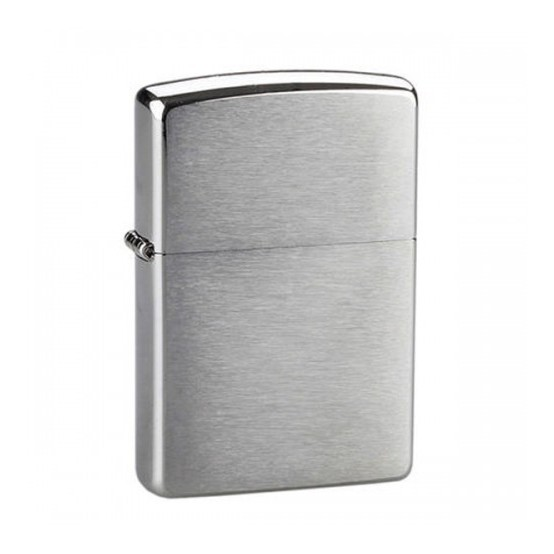 Bật Lửa Zippo Reg Brush Fin Chrome - 3369172 , 986425694 , 322_986425694 , 730000 , Bat-Lua-Zippo-Reg-Brush-Fin-Chrome-322_986425694 , shopee.vn , Bật Lửa Zippo Reg Brush Fin Chrome