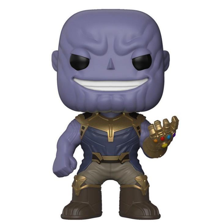 Funko Pop Marvel Comics Avengers Infinity War Thanos Vinyl Figure