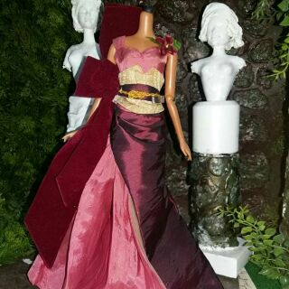 Set đầm Búp bê Barbie Exotic Beauty