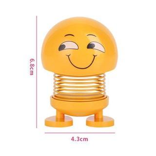 Sỉ 50 Emoji lò xo thú nhún hình biểu tượng cảm xúc cỡ to