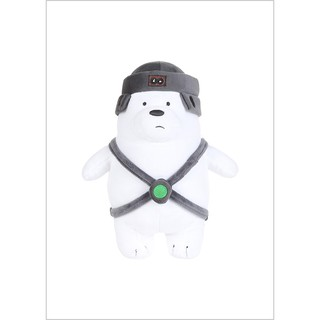 Gấu bông We Bare Bears (Ice Bear)